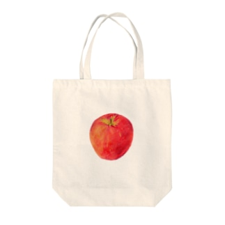 つやつやりんご Tote bags