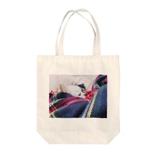 チワワのしゅう Tote bags
