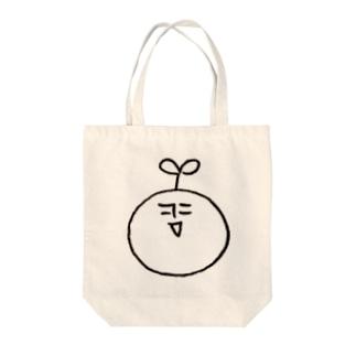 蟲人の顔。 Tote bags