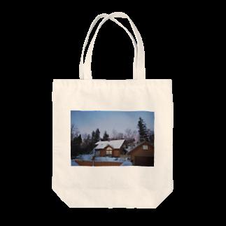 Mamezo5のマジック・アワー Tote bags