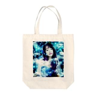 幻想グラフィック1 Tote bags