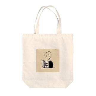 ジェームズ@_James Tote bags