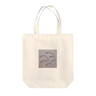 象書 羽 Tote bags