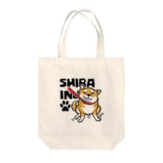 SHIBA INU (復刻版デザイン) Tote bags