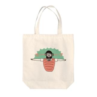 野球シリーズ セーフ Tote bags