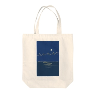 Life series / 山 Tote bags
