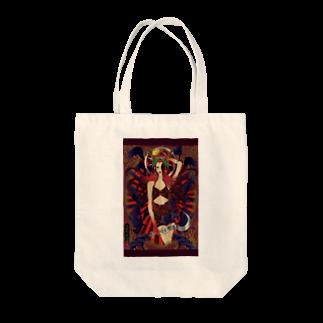 Melangeの希臘最不和的女神図 Tote bags