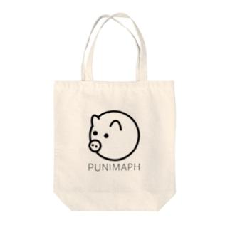 ぷにまフ郎 Tote bags