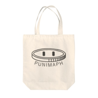 Punimaph ロゴ Tote bags