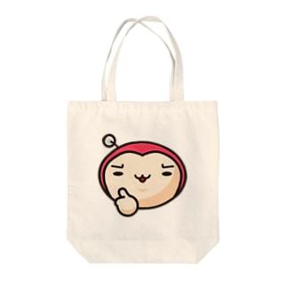 ピンクせいじん good!! Tote bags
