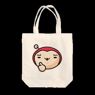 ふじ☆ラクガキ人のピンクせいじん good!! Tote bags