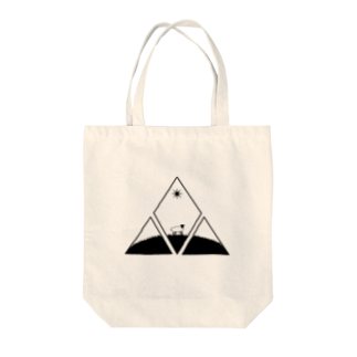 Hitsuji Invasionの星に願いを (When You Wish Upon A Star) Tote bags