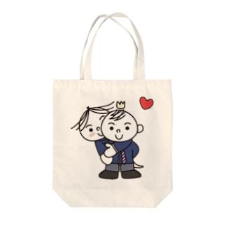 スクールラブ♡ Tote bags