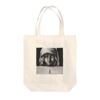 砂上の聖女 Tote bags