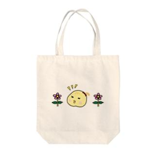ひよ子ちゃん Tote bags