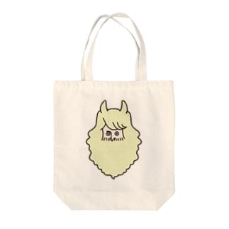 アメリカン鬼 Tote bags