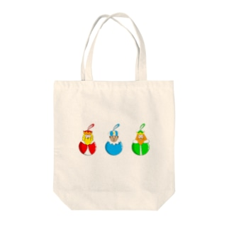 Caspar, Melchior and Balthazar.   Christmas baubles with Three Wise Men. Tote bags