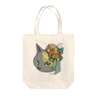 yuzuトート Tote bags