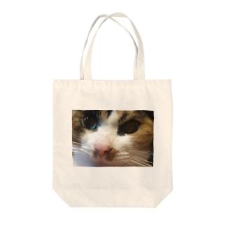 ちんぴらざくろ Tote bags