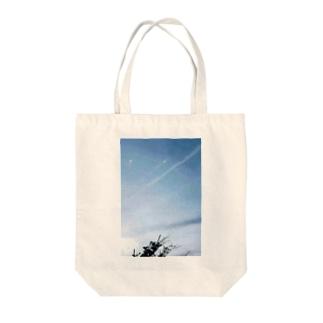 3隻のUFO Tote bags