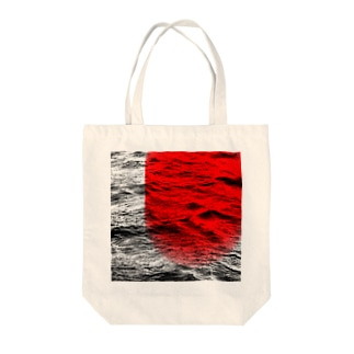 fine art 2(red) Tote bags