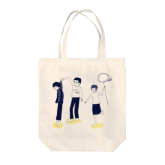 SIGNCOSIGN STOREの加来保(カクホ) Tote bags