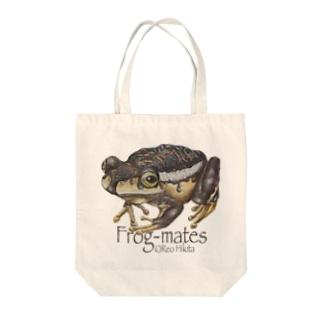 カエルメイト(Frog-mates)より「エクレアマガエル」 Tote bags