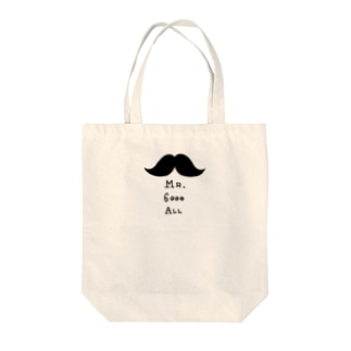 Mr. 6000 all Tote bags