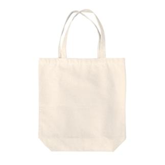 ハリネズミ ヒゲメガネ Tote bags