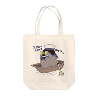 すいふぺんぎん Tote bags