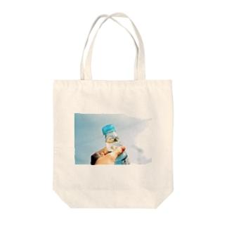 きらきラムネ Tote bags