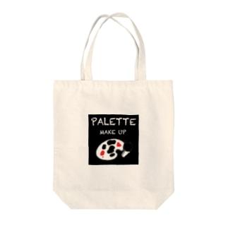Hair-Make Studio PALETTE Tote bags