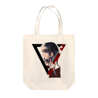 Lofty dream (薔薇) Tote bags