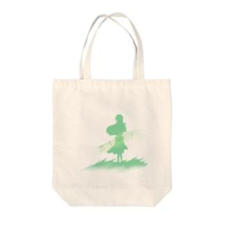 アテリアデザイン Tote bags