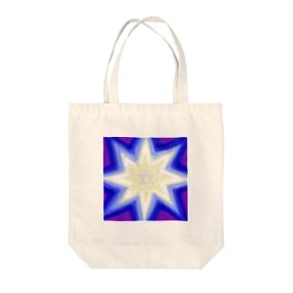 ベツレヘムの星(Blue Violet) Tote bags
