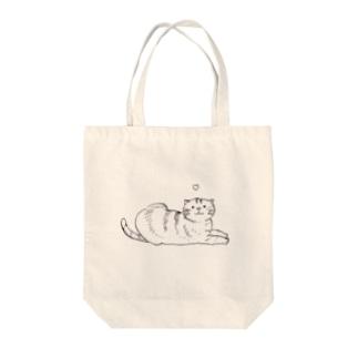 まるちゃん Tote bags