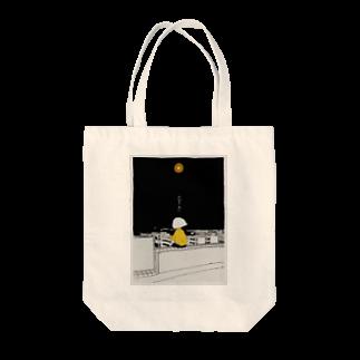 ohutonの月がきれい Tote bags