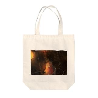 レンジの住人 トートバッグ Tote bags