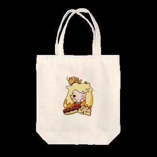 いろはのカスタードが大好きな女の子 Tote bags