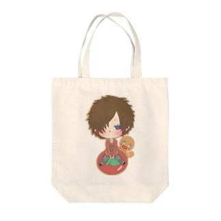 クッキーマン Tote bags