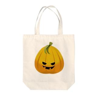 かぼ Tote bags