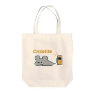 ネズミくんcharge トートバッグ