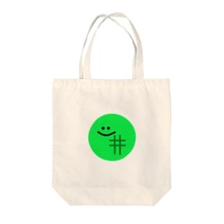 めろんぱんくん Tote bags