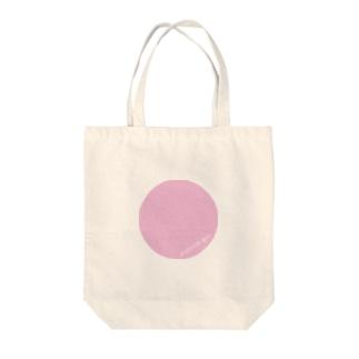 日の丸女子 Tote bags