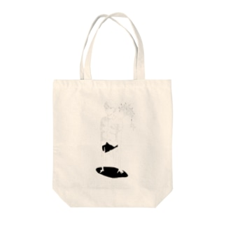 ムキリョク高校生 Tote bags