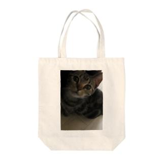チェリ Tote bags