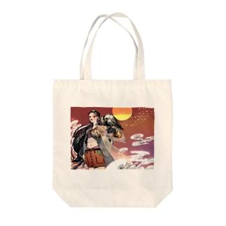 鷹匠 Tote bags