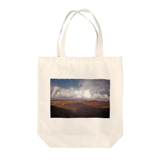 伊豆大島裏砂漠 Tote bags