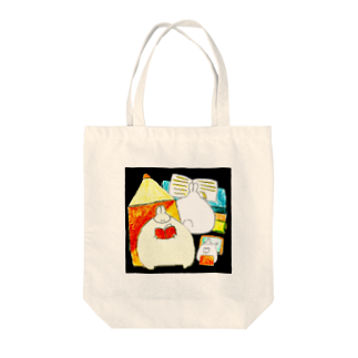 maesae-youmeのふむふむまふふ Tote bags