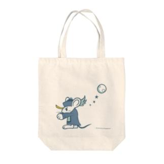 ピョンシー Tote bags